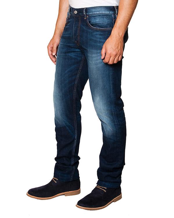 мужская джинсы Stone Island, сезон: зима 2015/16. Купить за 14600 руб. | Фото 1