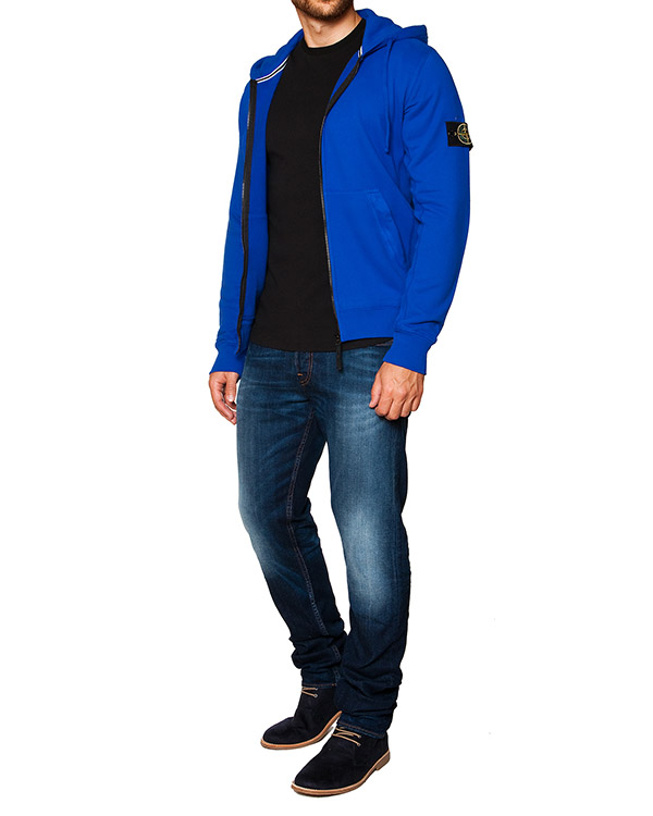 мужская джинсы Stone Island, сезон: зима 2015/16. Купить за 10200 руб. | Фото 3