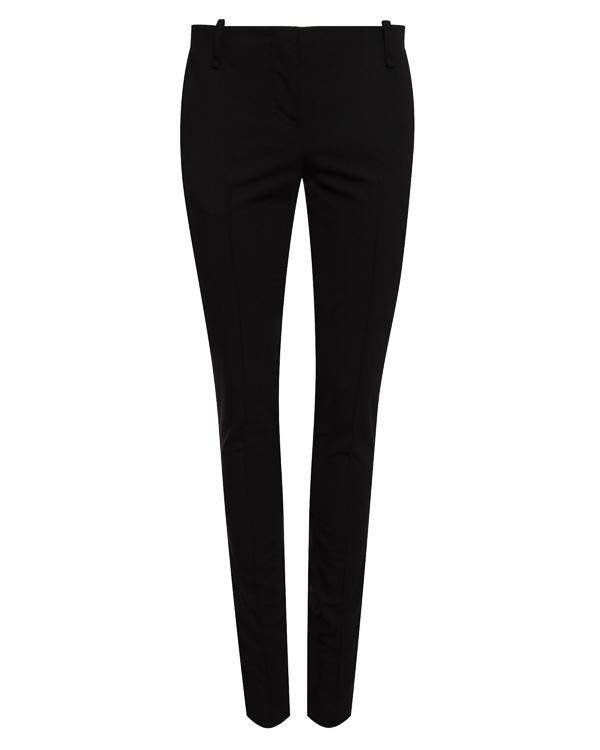 брюки удлиненного силуэта из костюмного материала артикул 6321 марки MASNADA купить за 26600 руб.