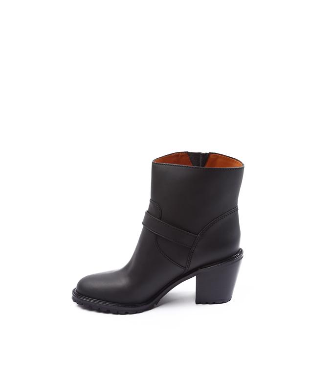 женская ботинки Marc by Marc Jacobs, сезон: зима 2013/14. Купить за 10500 руб. | Фото 3