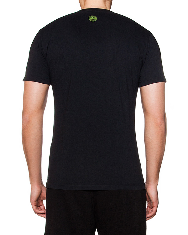 мужская футболка Stone Island, сезон: лето 2016. Купить за 3200 руб. | Фото 2