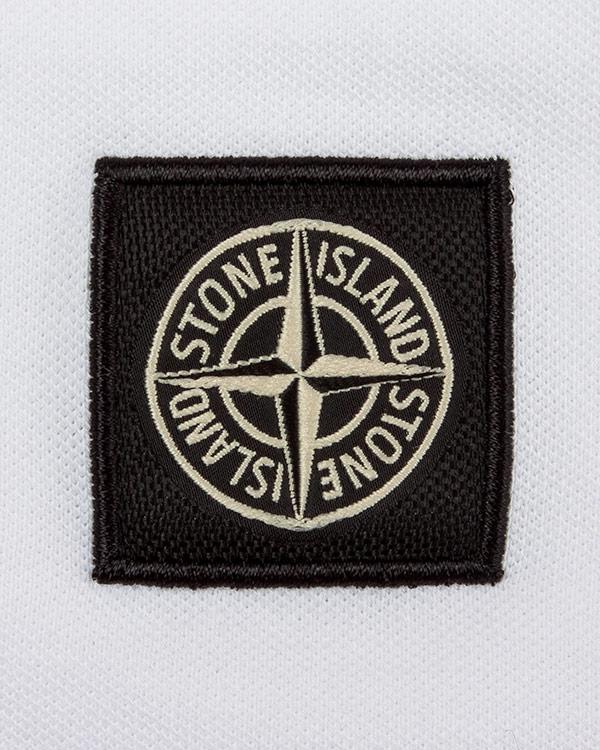 мужская поло Stone Island, сезон: лето 2016. Купить за 6200 руб. | Фото $i