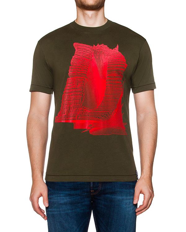 мужская футболка Stone Island, сезон: лето 2016. Купить за 3900 руб. | Фото 1
