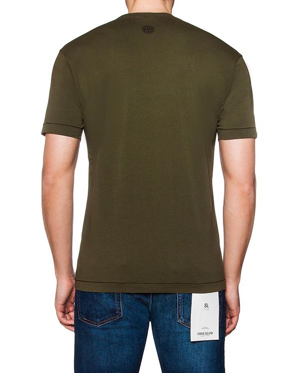 мужская футболка Stone Island, сезон: лето 2016. Купить за 3900 руб. | Фото 2