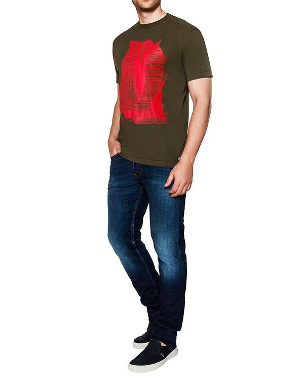 мужская футболка Stone Island, сезон: лето 2016. Купить за 5500 руб. | Фото $i