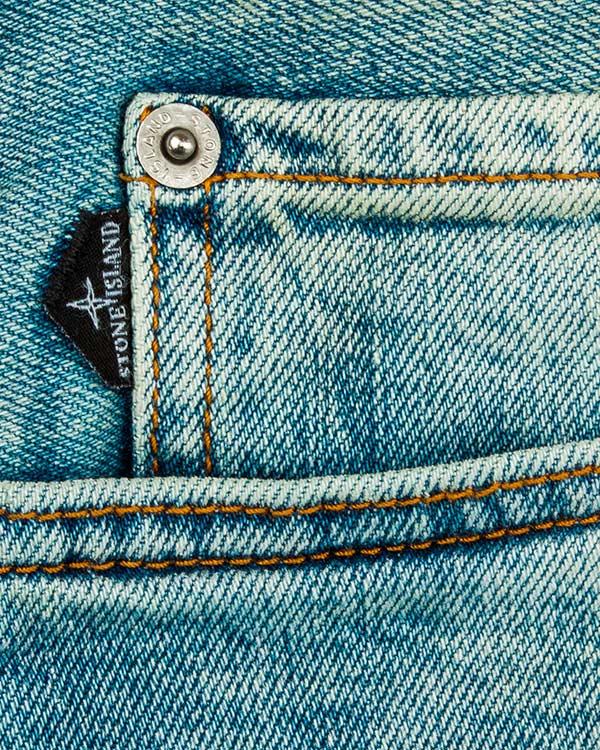 мужская джинсы Stone Island, сезон: лето 2016. Купить за 11600 руб. | Фото 4