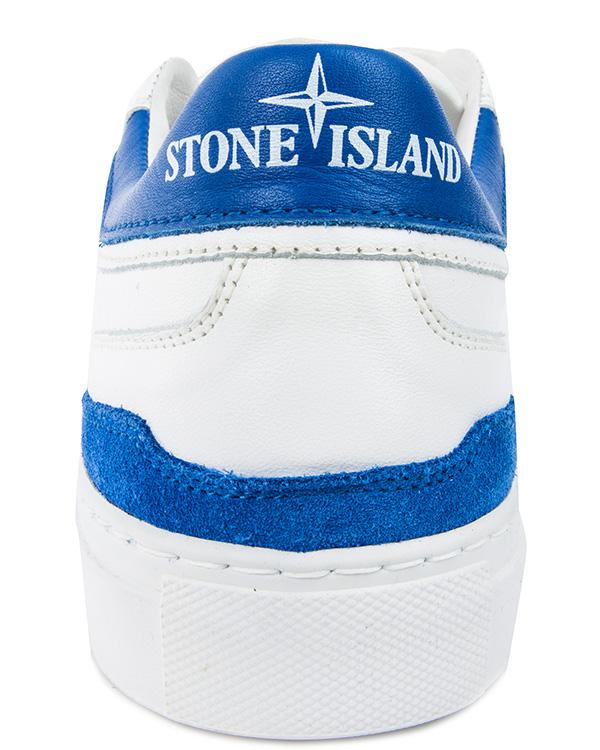 мужская кеды Stone Island, сезон: лето 2016. Купить за 10600 руб. | Фото 4
