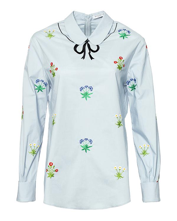 женская блуза VIVETTA, сезон: зима 2016/17. Купить за 14000 руб. | Фото 1