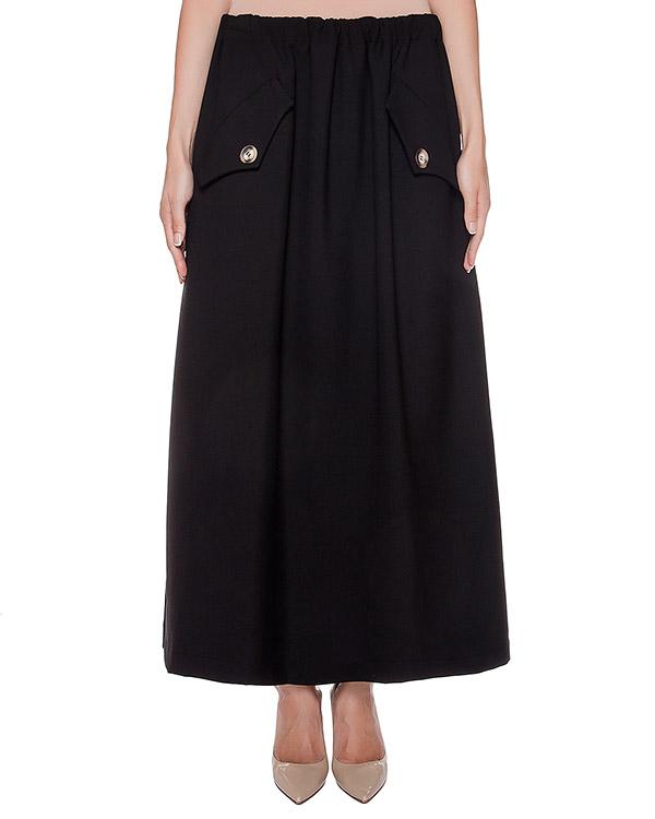 юбка из плотной ткани с карманами артикул 64VV322 марки VIVETTA купить за 13500 руб.