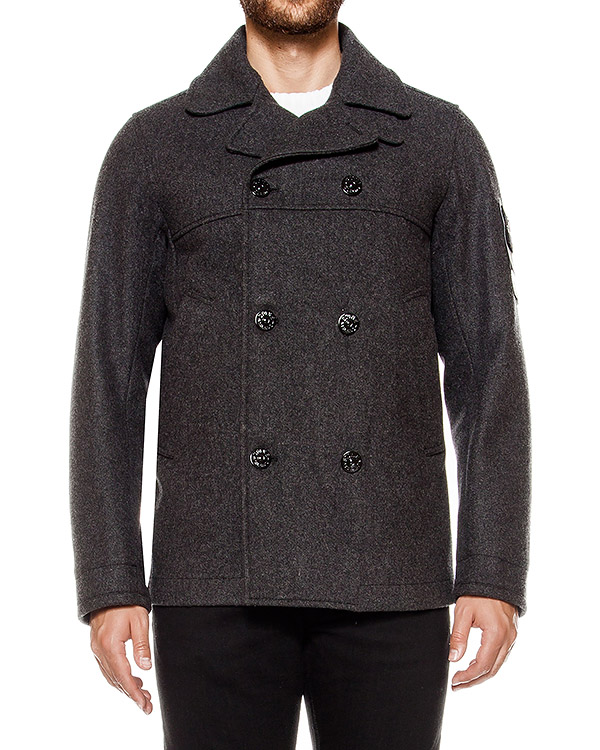 мужская пальто Stone Island, сезон: зима 2016/17. Купить за 45000 руб. | Фото $i
