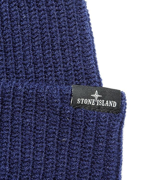 аксессуары шапка Stone Island, сезон: зима 2016/17. Купить за 4500 руб. | Фото 3