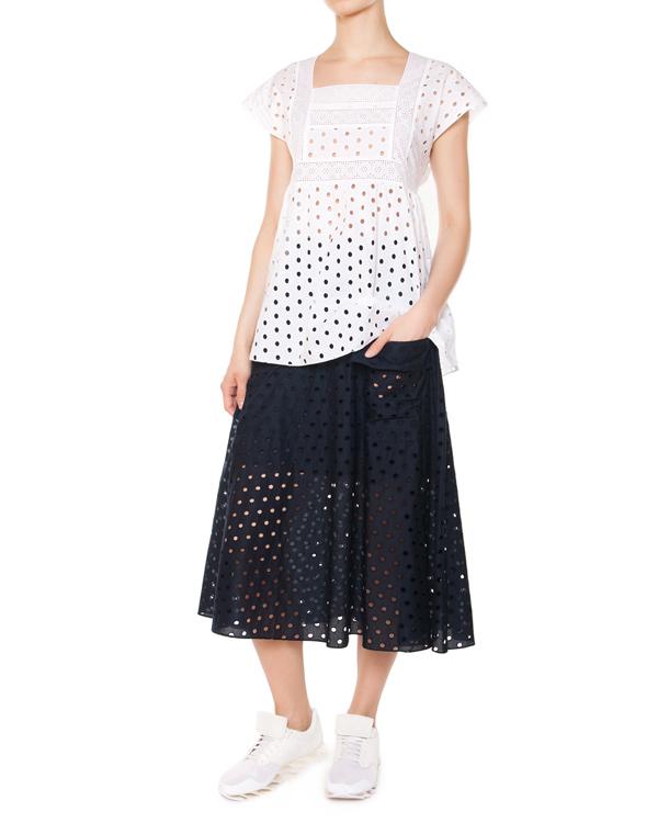 женская юбка Poustovit, сезон: лето 2015. Купить за 15800 руб. | Фото 3