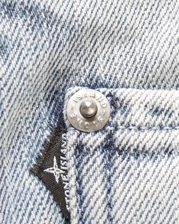 мужская джинсы Stone Island, сезон: лето 2017. Купить за 16600 руб. | Фото $i