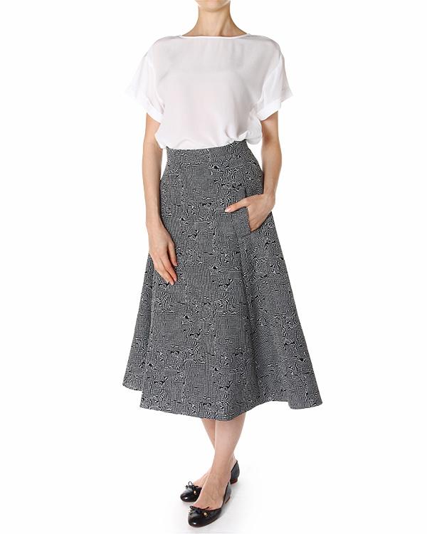 женская юбка Poustovit, сезон: лето 2014. Купить за 16200 руб. | Фото 3