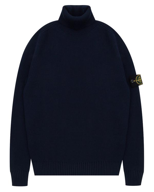 свитер из плотной шерсти  артикул 6715535C2 марки Stone Island купить за 17300 руб.