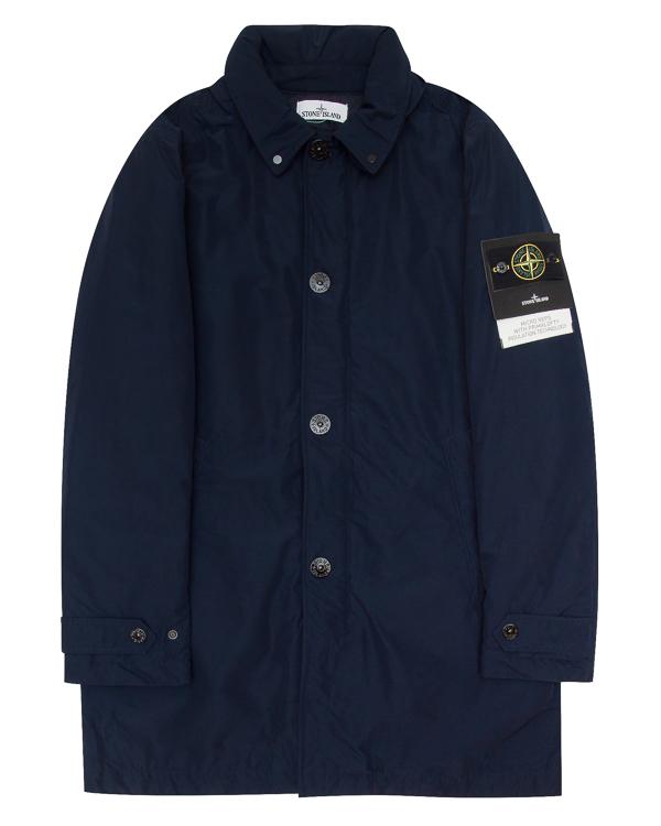 куртка из матового репса с карманами артикул 671570126 марки Stone Island купить за 49100 руб.