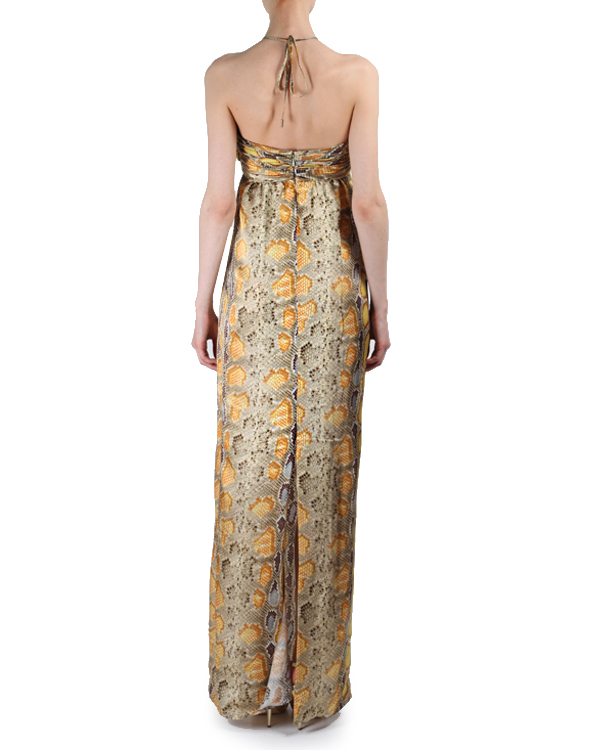 женская платье Galliano, сезон: лето 2013. Купить за 17800 руб. | Фото 3
