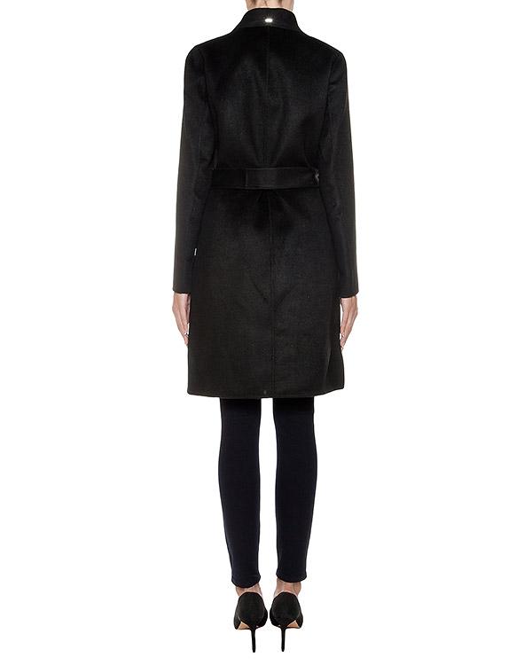женская пальто ARMANI JEANS, сезон: зима 2016/17. Купить за 37500 руб.   Фото 2