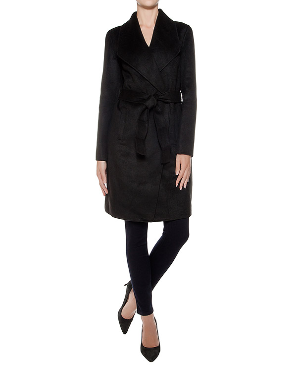 женская пальто ARMANI JEANS, сезон: зима 2016/17. Купить за 37500 руб.   Фото 3