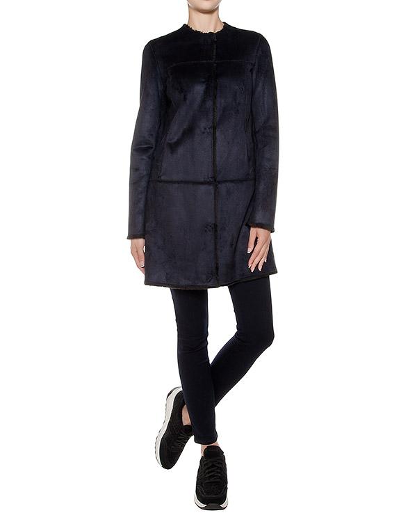 женская пальто ARMANI JEANS, сезон: зима 2016/17. Купить за 16100 руб. | Фото 3