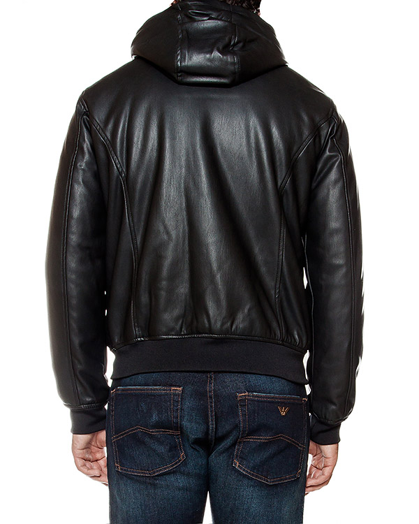 мужская куртка ARMANI JEANS, сезон: зима 2016/17. Купить за 26700 руб. | Фото 2