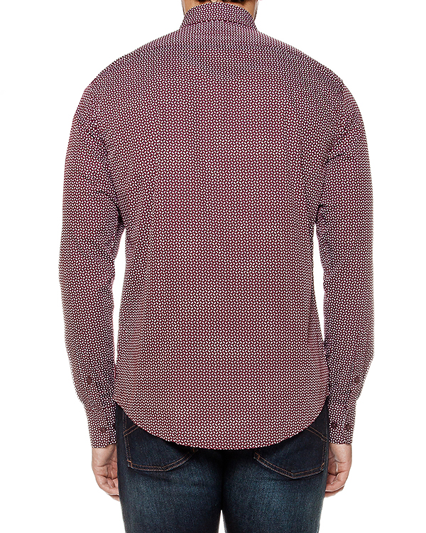 мужская рубашка ARMANI JEANS, сезон: зима 2016/17. Купить за 11200 руб. | Фото 2