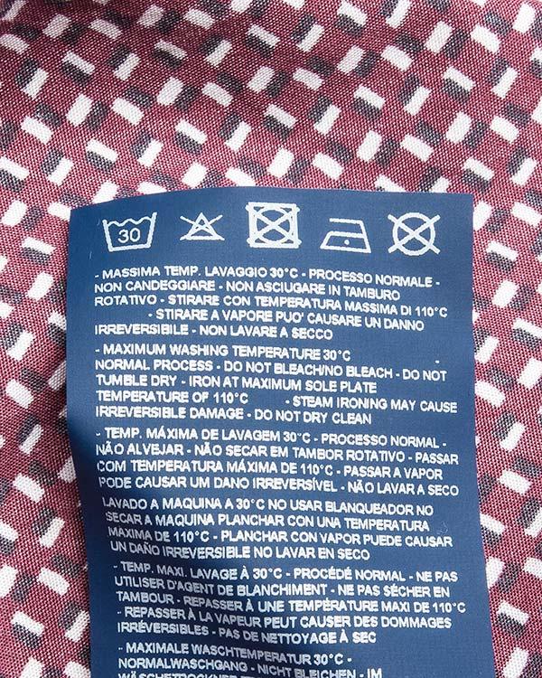 мужская рубашка ARMANI JEANS, сезон: зима 2016/17. Купить за 11200 руб. | Фото 5