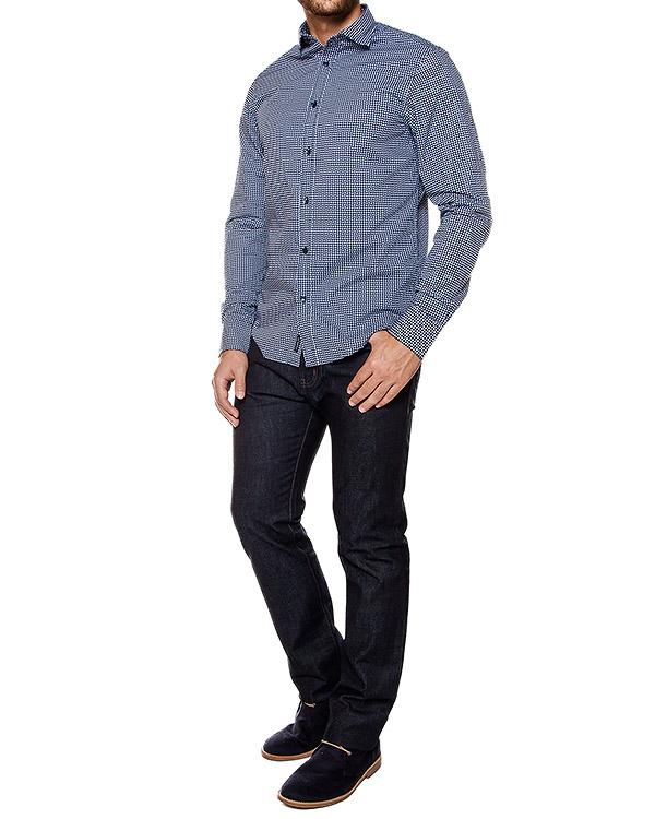 мужская рубашка ARMANI JEANS, сезон: зима 2016/17. Купить за 7800 руб. | Фото 3