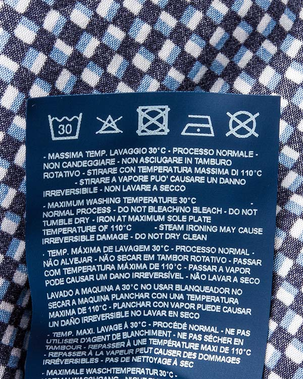 мужская рубашка ARMANI JEANS, сезон: зима 2016/17. Купить за 7800 руб. | Фото 5