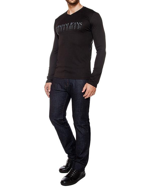 мужская джинсы ARMANI JEANS, сезон: зима 2016/17. Купить за 6400 руб. | Фото 3