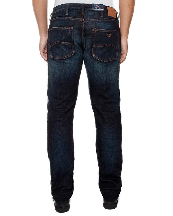 мужская джинсы ARMANI JEANS, сезон: зима 2016/17. Купить за 10600 руб. | Фото 2