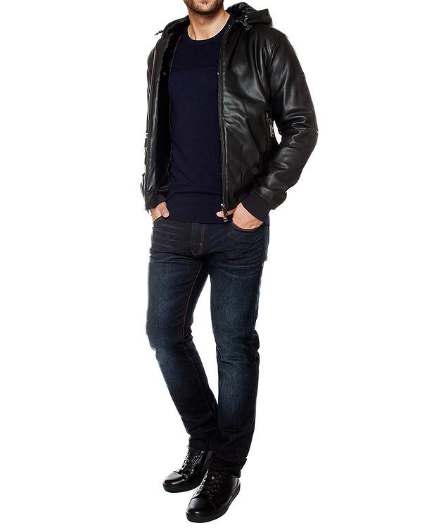 мужская джинсы ARMANI JEANS, сезон: зима 2016/17. Купить за 10600 руб. | Фото 3