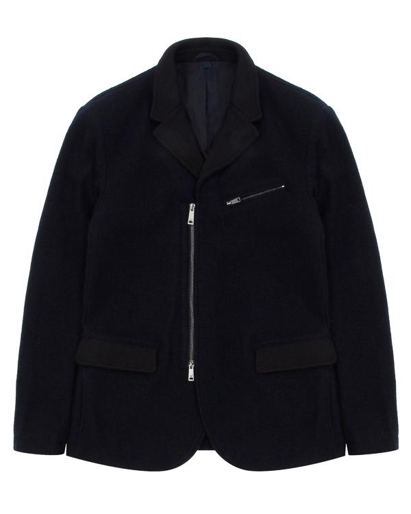 куртка жакет из плотной шерсти артикул 6Y6G22 марки ARMANI JEANS купить за 26000 руб.