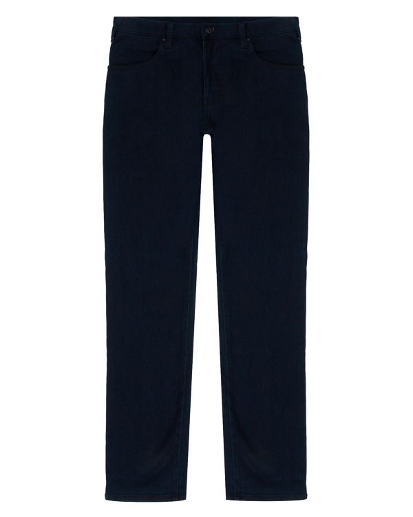 джинсы Regular из денима артикул 6Y6J45-6DEEZ марки ARMANI JEANS купить за 12000 руб.