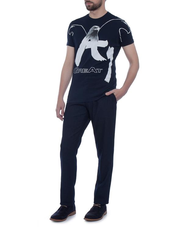 мужская брюки ARMANI JEANS, сезон: зима 2017/18. Купить за 14800 руб. | Фото $i