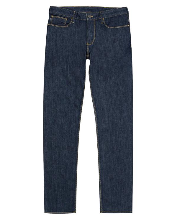 джинсы Regular из плотного денима артикул 6Y6Y06 марки ARMANI JEANS купить за 9700 руб.