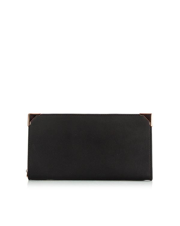 кошелек из натуральной кожи с металлической фурнитурой артикул 70W0102 марки Alexander Wang купить за 19300 руб.