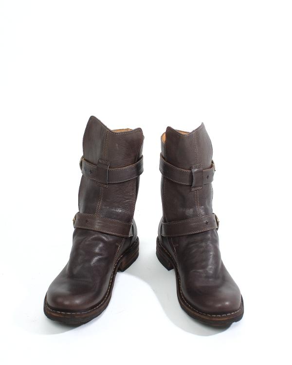 женская сапоги FIORENTINI+BAKER, сезон: зима 2011/12. Купить за 9800 руб.   Фото 1