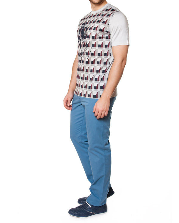 мужская джинсы Cortigiani, сезон: лето 2015. Купить за 12800 руб. | Фото 3