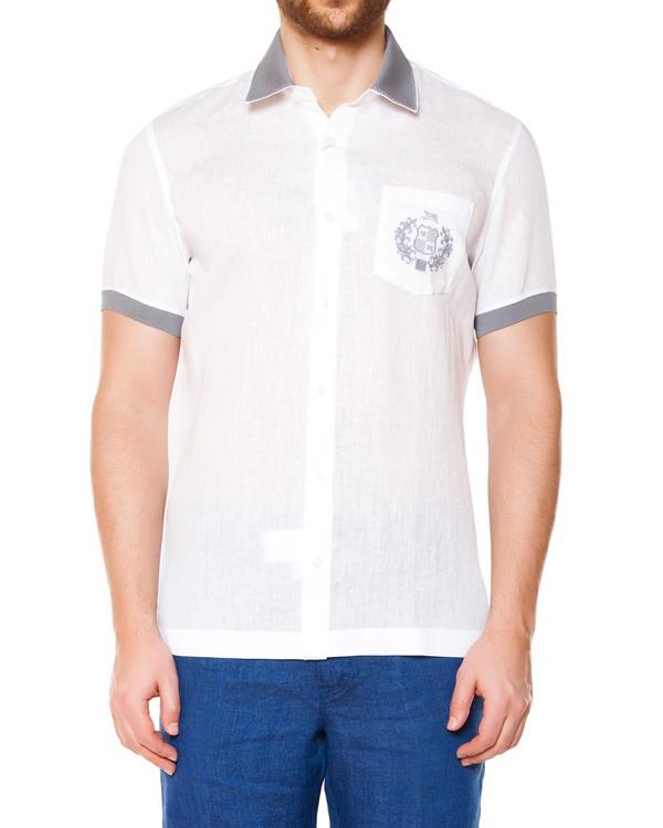 мужская рубашка Cortigiani, сезон: лето 2015. Купить за 20300 руб. | Фото 1