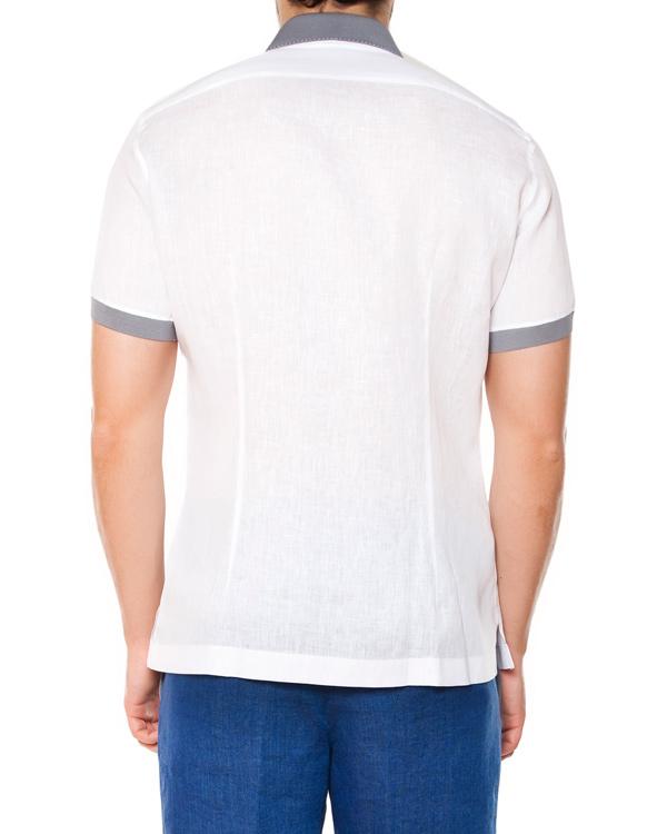 мужская рубашка Cortigiani, сезон: лето 2015. Купить за 20300 руб. | Фото 2