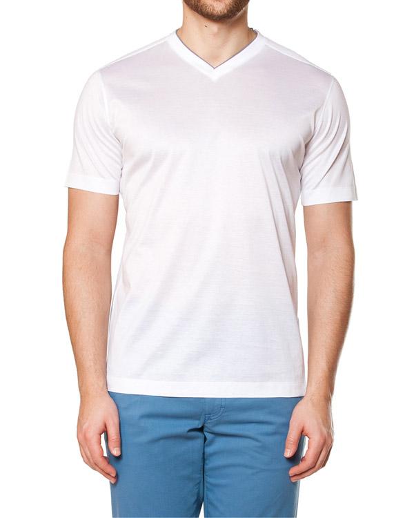 мужская футболка Cortigiani, сезон: лето 2015. Купить за 8800 руб. | Фото 1
