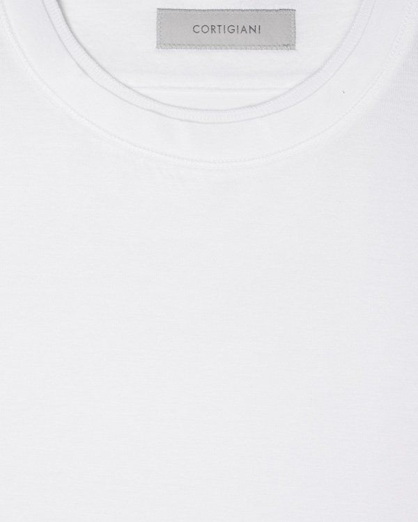 мужская футболка Cortigiani, сезон: лето 2015. Купить за 8800 руб. | Фото 4