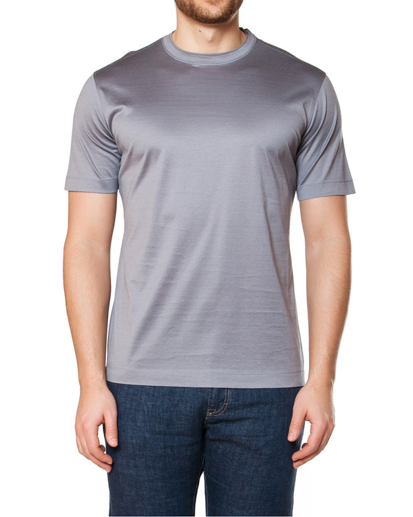мужская футболка Cortigiani, сезон: лето 2015. Купить за 6300 руб. | Фото 1