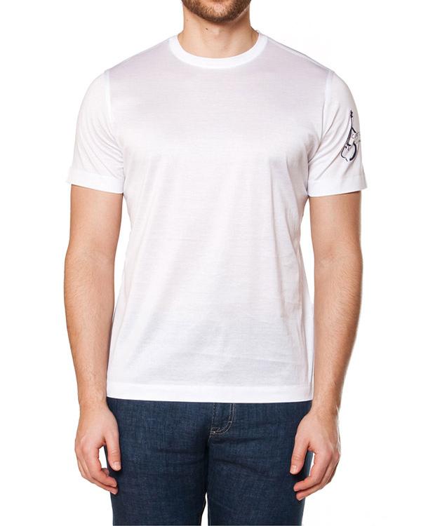 мужская футболка Cortigiani, сезон: лето 2015. Купить за 10800 руб. | Фото 1
