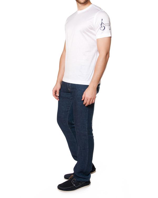 мужская футболка Cortigiani, сезон: лето 2015. Купить за 10800 руб. | Фото 3
