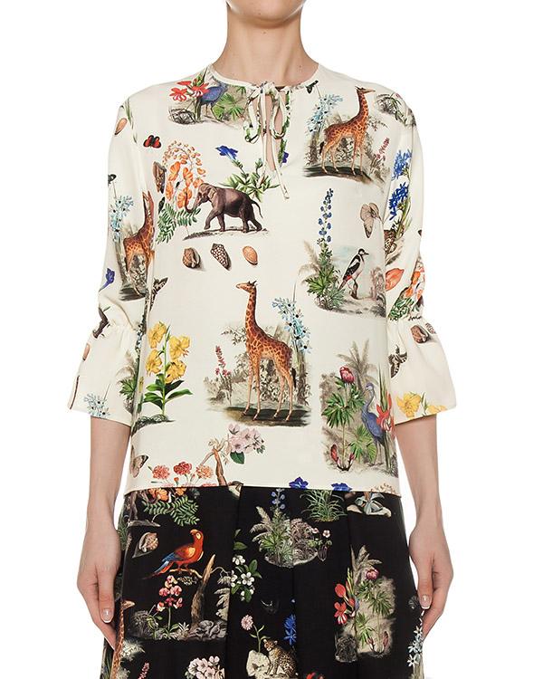 блуза  артикул 71VV205 марки VIVETTA купить за 10600 руб.