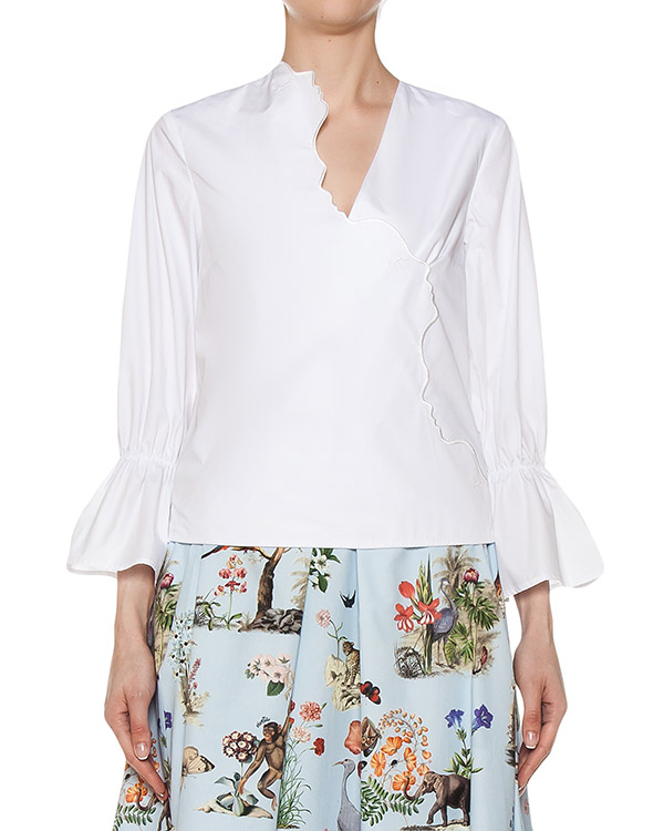 блуза  артикул 71VV245 марки VIVETTA купить за 21700 руб.