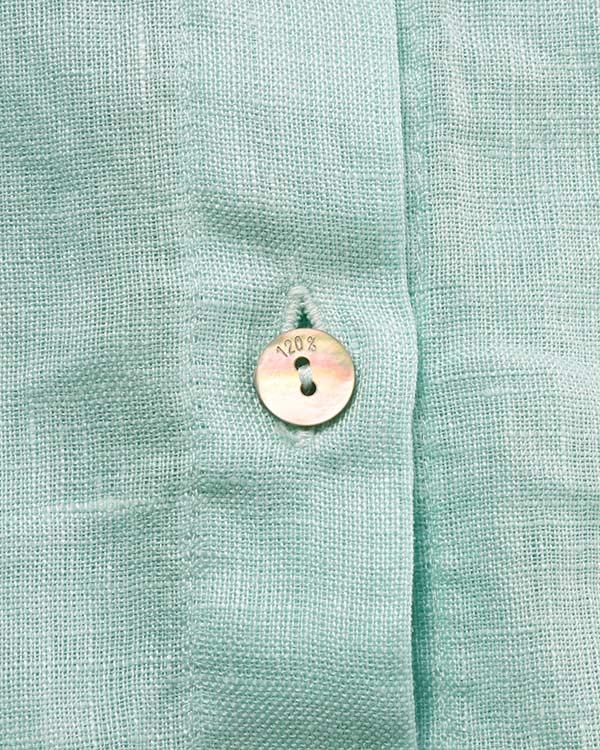 женская рубашка 120% lino, сезон: лето 2015. Купить за 6000 руб. | Фото 4