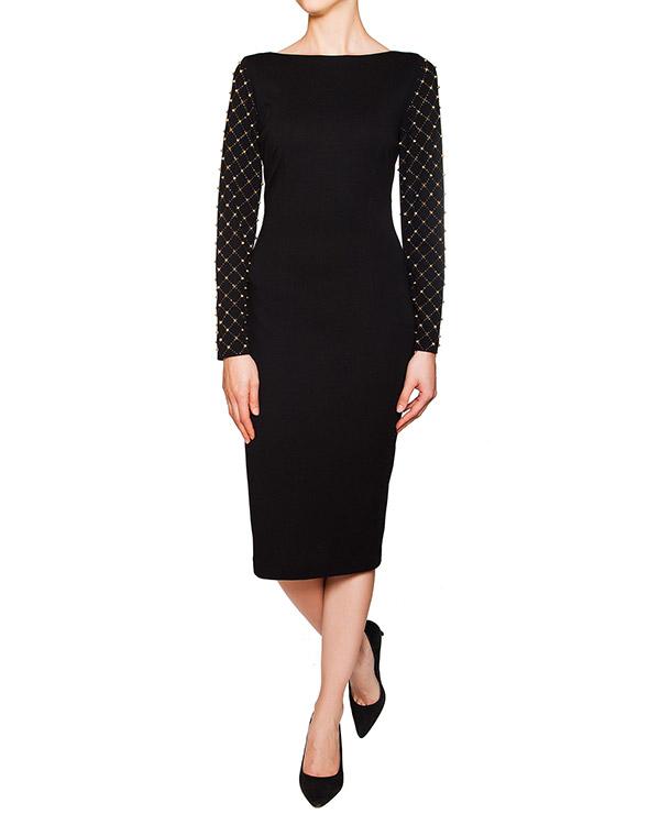 женская платье Black Diamonds, сезон: зима 2012/13. Купить за 18000 руб. | Фото 2